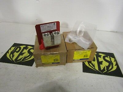 New Square D Sn400La Neutral Assembly Insulated Groundable 400A Nema 1/3R