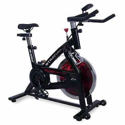 Bladez Fitness Stratum GS Stationary Indoor Cardio Exercise Fitness Cycling Bike