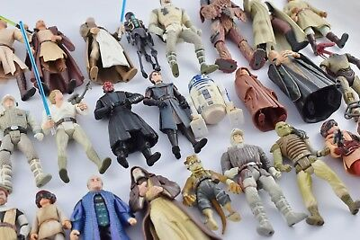 Star Wars Cheap Figures Selection - Many To Choose From - See Photos!