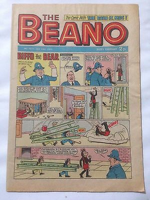 DC Thompson THE BEANO Comic. Issue 1617 July 14th 1973 **Free UK Postage**