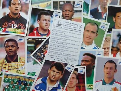 Panini France 98 Stickers - Complete Your Collection