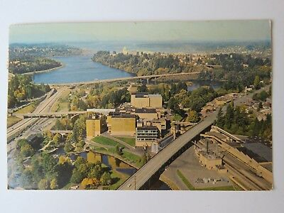 POSTCARD: OLYMPIA Brewing Co ~ Tumwater, WASHINGTON ~ Open From 1896 - 2003