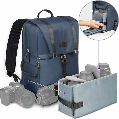 Altura Photo Navigator Backpack for Camera, Laptop, and Everyday Use