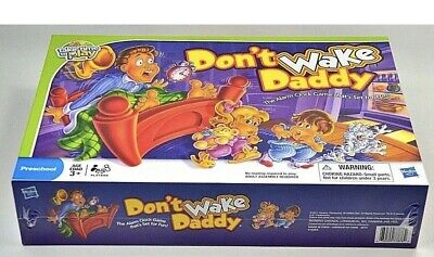Don't Wake Daddy Game Hasbro New Sealed FREE SHIPPING