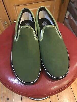 0f077bd38fc MENS VANS TOURQUOISE Hawaiian Slipons 11.5 Brand New -  65.00