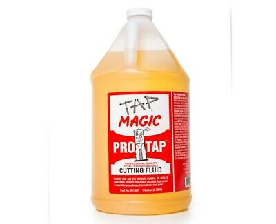 TAP MAGIC ProTap Biodegradable Cutting Fluids - Container Size: 1 Gallon Can