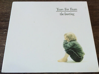 TEARS FOR FEARS - The Hurting (Deluxe Edition) 2X CD Made In Philippines