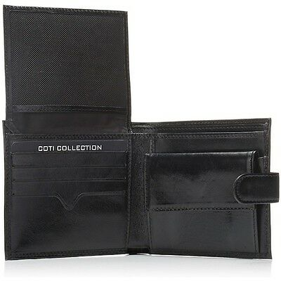 Italian Leather Designer Mens Wallet