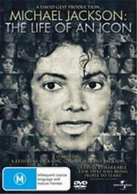 Michael Jackson: THE LIFE OF AN ICON : NEW DVD