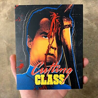 Cutting Class - Blu-ray - with Extremely Limited Edition Slipcover - Sold Out