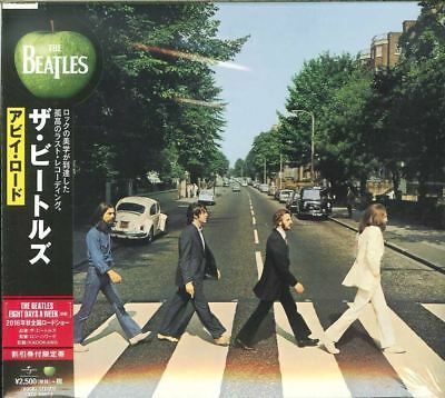 The Beatles-Abbey Road-Japan Cd F56