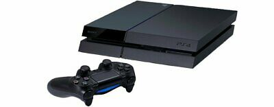 Sony Playstation 4 Konsole - 500GB - Jet Black