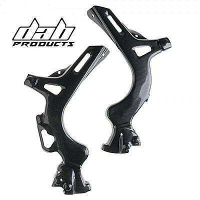 Dab Products Beta Evo Carbon Look Frame Covers Protectors 2009-2019