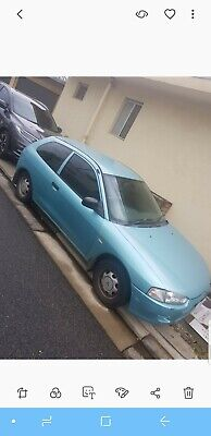1998 Mitsubishi Mirage ONE FEMALE OWNER Low Kms Bargain Car Cheap Drive Sale