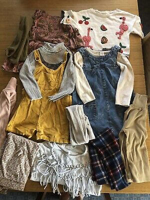 Girls Next Age 3 3-4 Bundle, Dresses, Tops, Leggings, Tights