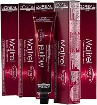 L'Oreal Majirel Majirouge Majiblond Coloranti Tintura per Capelli 50 ml