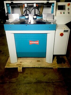 Hoffmann PP2-NC Pneumatic Dovetail Routing and Dowel Boring Machine