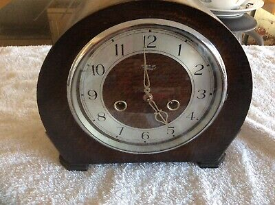 Smiths of Enfield Chiming Mantle Clock