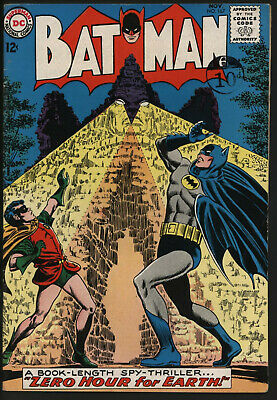 Batman 167. White Pages. Very Glossy Cover, Tight Structure.