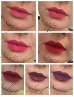 AUTHENTIC Younique Stiff Upper Lip Stain SULTRY - NEW IN BOX