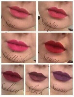 AUTHENTIC Younique Stiff Upper Lip Stain SAUCY - NEW IN BOX