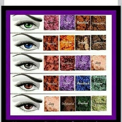 AUTHENTIC Younique Moodstruck Minerals Eyeshadow ENAMORED - NEW IN BOX