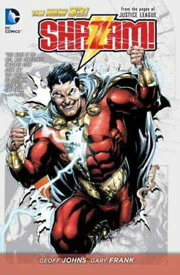 Shazam! Vol. 1 (The New 52) From the Pages of Justice League 9781401246990