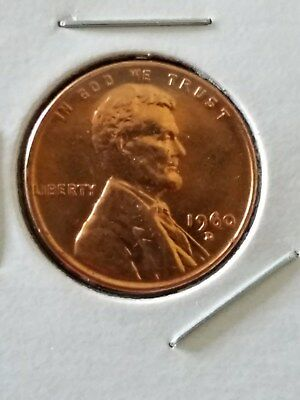 1960-D ~ Small Date ~ Bu~ Nice Beautiful ~ Uncirculated ~ Lincoln Red Cent !!