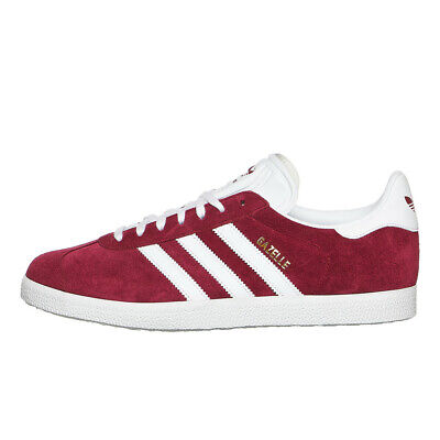 finest selection 8f613 ee313 adidas - Gazelle Collegiate Burgundy  Footwear White  Gold Metallic B41645