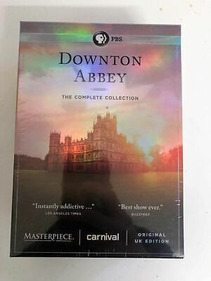 Downton Abbey: The Complete Collection Season 1- 6