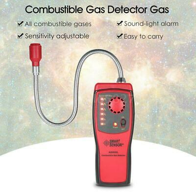 SGILE Natural Gas Detector, Combustible Gas Sniffer Propane Leak Sensor Methane