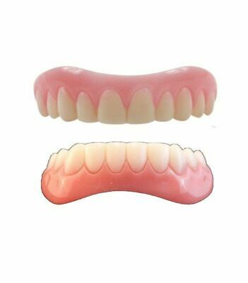 Instant Smile Teeth MEDIUM Top and Bottom
