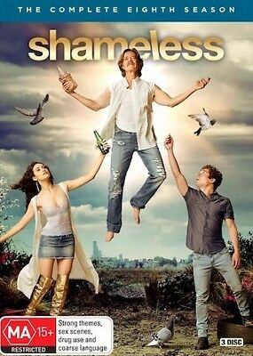 Shameless : Season 8 : NEW DVD