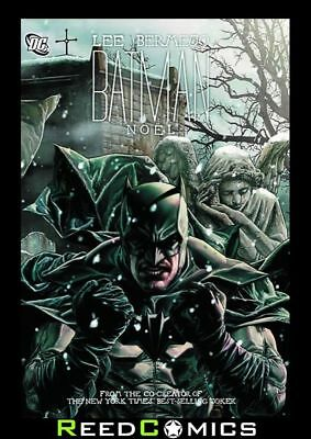 BATMAN NOEL DELUXE EDITION HARDCOVER (112 Pages) New Hardback by Lee Bermejo