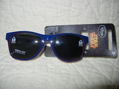 2a12deec71 Disney Store Star Wars R2-D2 Sunglasses For Kids W  Uva   Uvb Protection