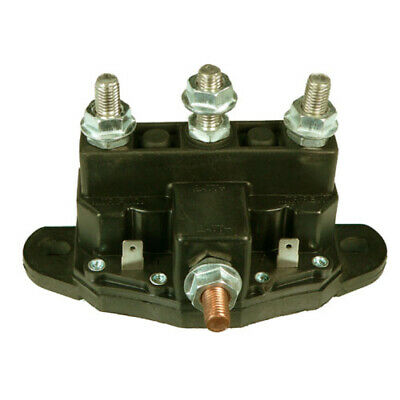 Reversing Relay Solenoid Snow Plow, Salt Spreader