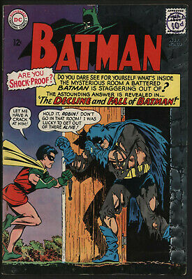 Batman #175. Great Infantino Cover. Nice Pages.