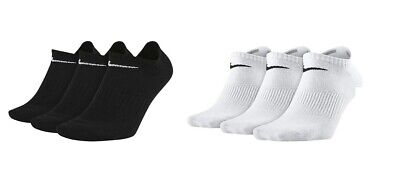 on feet shots of for whole family low priced NIKE SOCKEN EVERYDAY Lightweight No-Show SX7679 (6 Paar ...