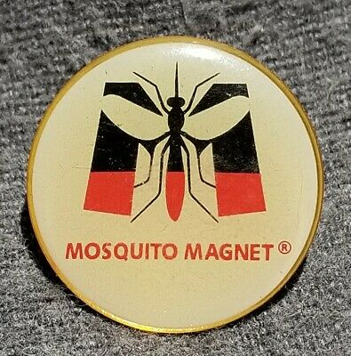 Lmh Pinback Pin Mosquito Magnet Trap Traps Nets Skeeter Home Depot Employee