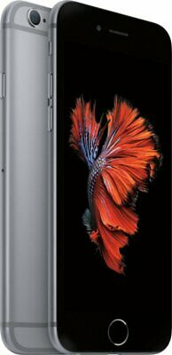 Apple iPhone 6S Space Gray 64GB Factory GSM Unlocked AT&T / T-Mobile Smartphone