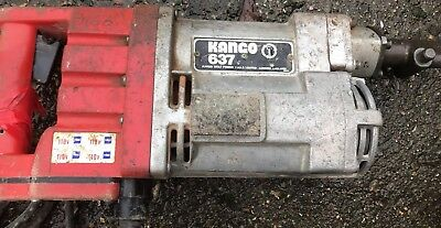 KANGO 637 HAMMER Breaker Drill 110v Fully Working With Case And Bits