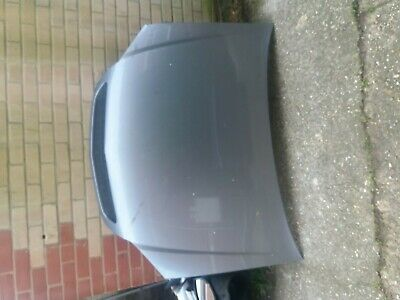 Vauxhall vectra c bonnet with front grill in silver