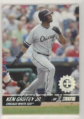 c6284b7d80 2008 Topps Stadium Club First Day Issue/599 #35 Ken Griffey Jr Chicago White