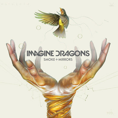 IMAGINE DRAGONS Smoke And Mirrors CD NEW DELUXE