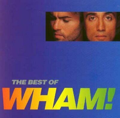 The Best of Wham - New CD Album Greatest Hits George Michael