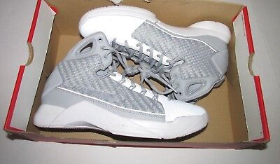 Nike Hyperdunk Lux Mens Basketball Shoes 12 Wolf Grey White