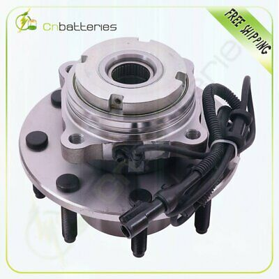 Fits Ford F250 F350 Super Duty Front Wheel Hub Bearing Assembly 4X4 4WD W/ABS
