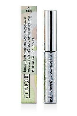 dd85d194066 Clinique Bottom Lash Mascara in Black Full Size New in Retail Box READ