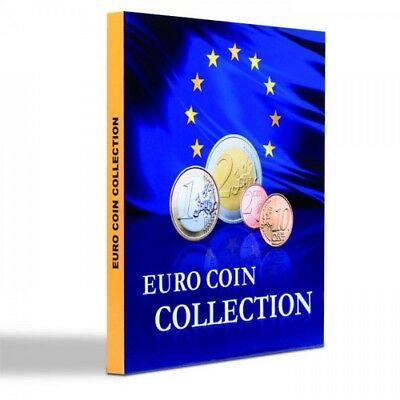 Leuchtturm 346511 Álbum para monedas PRESSO Euro Coin Collection, para insertar