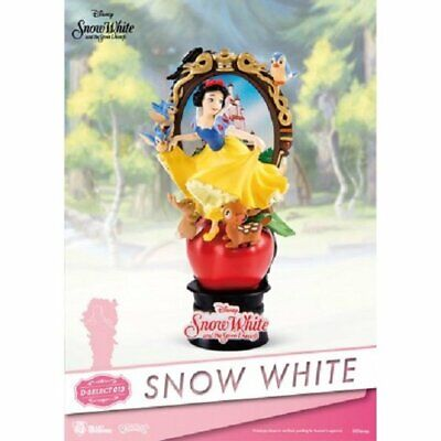 Disney Beast Kingdom D-Select Snow White Diorama Stage Statue DS-013 figure
